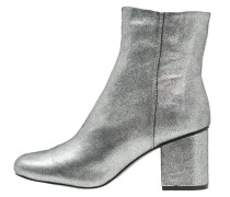 Stiefelette pewter