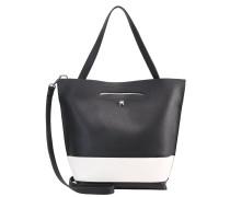 ROCVI - Handtasche - noir/blanc