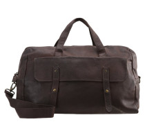 DUFFLE BAG Weekender black coffee