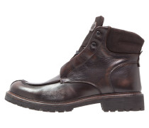 MACK Schnürstiefelette brown