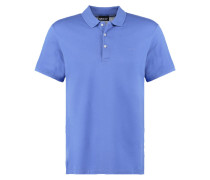 Poloshirt purple blue