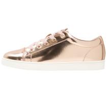 Sneaker low mirror rose