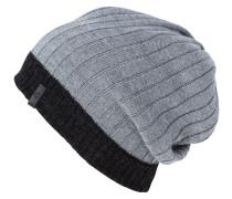 Mütze - hellgrau