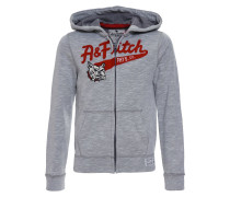 CORE Sweatjacke grey