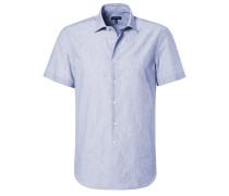 KRIS TAILORD FIT - Hemd - blau
