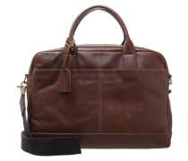 WYATT - Notebooktasche - brown