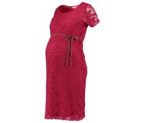 CELIA - Etuikleid - warm red