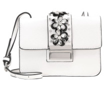 TABLE FLOWER - Handtasche - white
