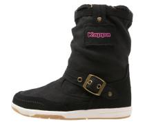 BEAM Snowboot / Winterstiefel black/pink