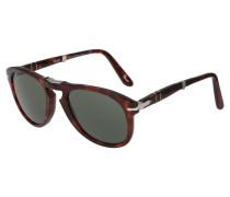 Sonnenbrille cognac/multicoloured