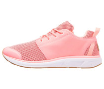 Sneaker low - coral