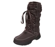 Snowboot / Winterstiefel dark brown