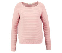 CLARICE Strickpullover misty rose