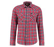 SLIM FIT Hemd vibrant red