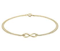 INFINITY - Armband - gold