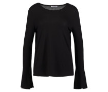 PCFILUA - Langarmshirt - black