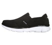 EQUALIZER Slipper black/white
