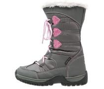 Snowboot / Winterstiefel grey/rose