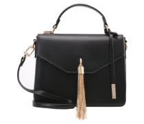 DELINA - Handtasche - black
