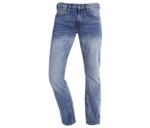 Jeans Bootcut light blue denim