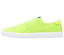 Sneaker low lime