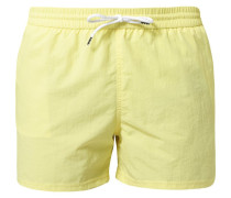 Badeshorts light yellow