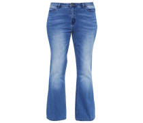 JRTWIG Flared Jeans medium blue denim