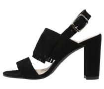TANG High Heel Sandaletten black