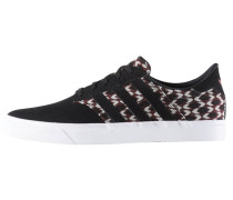 SEELEY PREMIERE Sneaker low core black/craft chili/white