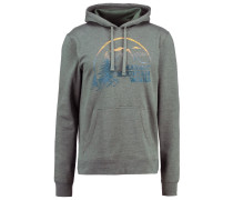 HALATION - Kapuzenpullover - urban army heather