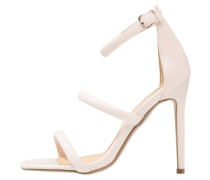 BARELY THERE - High Heel Sandaletten - nude