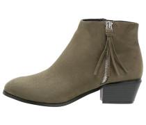 Ankle Boot khaki