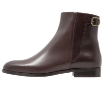 Stiefelette dark brown