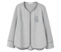 JAPO Blazer medium heather grey