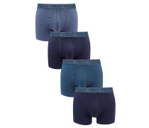 4 PACK - Panties - blue