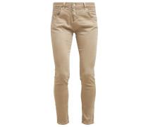 MIRA Jeans Slim Fit sand twill