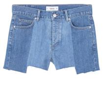 CONTRAST Jeans Shorts medium blue