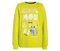 Sweatshirt - zitrone