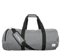 DUFFEL Sporttasche crosshatch grey