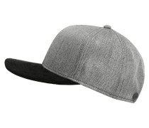 Cap grey/black