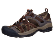 OWYHEE - Trekkingsandale - slate black/rust