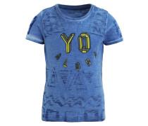 FAIRFOX - T-Shirt print - riviera blue