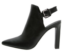 WHILEY High Heel Stiefelette black
