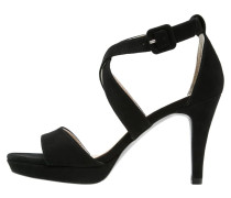 High Heel Sandaletten black