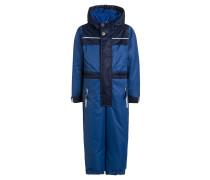Schneeanzug - pacific blue
