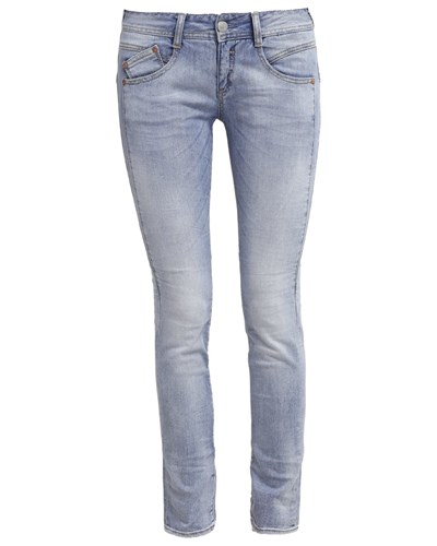 herrlicher damen herrlicher gila slim jeans slim fit lucid. Black Bedroom Furniture Sets. Home Design Ideas