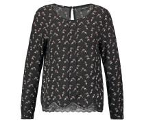 SWEET SWALLOW Bluse black