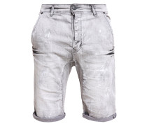 TOBA Jeans Shorts grey denim
