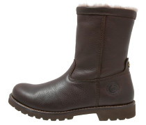 FEDRO IGLOO Snowboot / Winterstiefel grass marron/brown