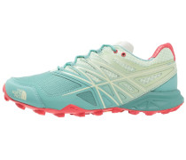 ULTRA MT - Laufschuh Trail - agate green/cayenne red